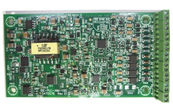 12-Bit: 8 Channel: Integrated Analog Input module for Programmable Logic Controllers (PLC) TIDA-00119