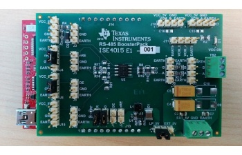 Half-Duplex: Non-Isolated RS-485 BoosterPack Reference Design TIDA-00214