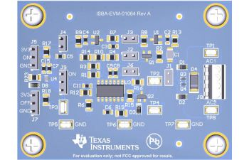 Low BOM Cost AC Solid State Relay with MOSFETs Reference Design TIDA-01064