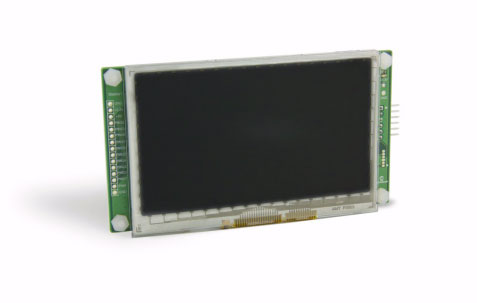 PIC32 GUI Development Board with Projected Capacitive Touch DM320015
