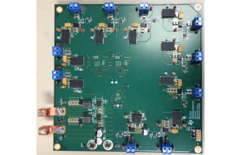 Xilinx Kintex UltraScale FPGA Power Solution Reference Design with PMBus PMP9444