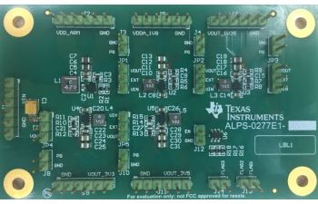 Small Efficient Flexible Power Supply Reference Design for NXP™ iMX7 Series Application Processors TIDA-01416