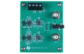 A High-Fidelity Headphone Amplifier for Current Output Audio DACs Reference Design TIPD177