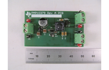 12V Input 3W Dual 5V Output Synchronous Buck Converter PMP10379