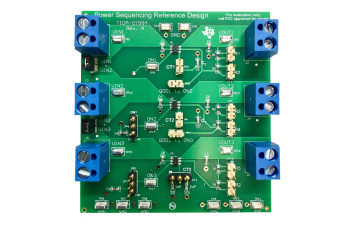 Power Sequencing Reference Design Using Load Switches TIDA-01584