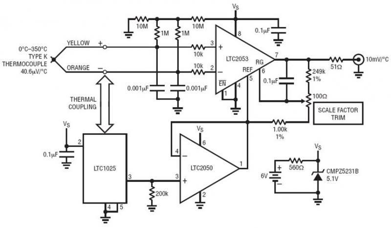 Типовое решение High Resolution Battery-Powered Robust Type