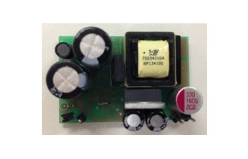 AC in: 12V0.5A and 5V50mA dual-rail output for appliances power supply PMP4387