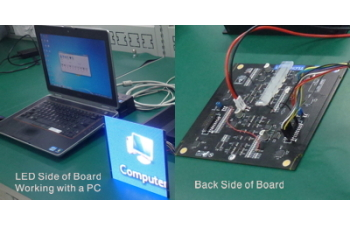 64x64 Full Color (R/G/B) LED Matrix with High Multiplexing Reference Design TIDA-00161
