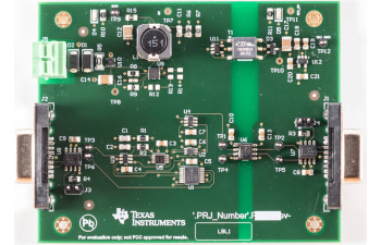 Isolated CAN Flexible Data (FD) Rate Repeater Reference Design TIDA-01487