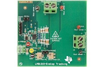 Multi-MHz GaN Power Stage Reference Design for High-Speed DC/DC Converters TIDA-01634