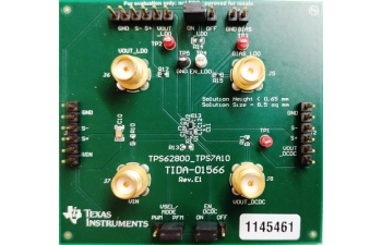 Light Load Efficient: Low Noise Power Supply Reference Design for Wearables and IoT TIDA-01566