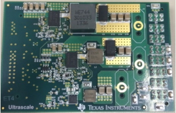 Xilinx Virtex Ultrascale FPGA Multi-Gigabit Transceiver (MGT) Power Reference Design with PMBus PMP9407