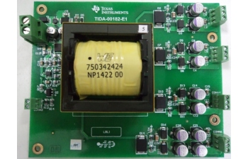 Reinforced Isolated IGBT Gate Drive Flyback Power Supply with 8 Outputs Reference Design TIDA-00182