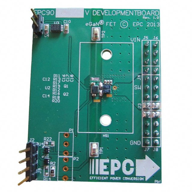 EPC9030: 3.2A, 0 ~ 100V, Half H-Bridge EPC9030