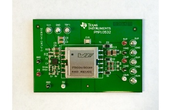 Isolated Tri-output Fly-Buck Power Supply for Industrial PLC Applications - Reference Design PMP10532