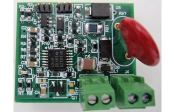 Current Controlled Driver for 24-V DC Solenoid with Plunger Fault Detection Reference Design TIDA-00289