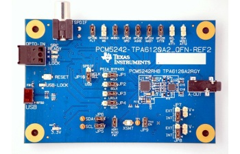 High Fidelity Audio Headphone Playback Reference Design for Portable and Smartphone Applications TIDA-00385