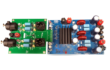 Analog Audio Amplifier Front-end Reference Design with Improved Noise and Distortion TIDA-01359