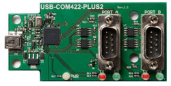 USB-COM422-PLUS2, FUTURE TECHNOLOGY DEVICES INTERNATIONAL LTD.