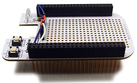 BeagleBone Breadboard Cape