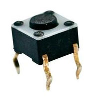 1825910-2 - FSM2JH=6MM TACT SWITCH, HIGH TEMP.