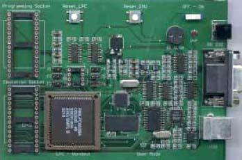 Внутрисхемный эмулятор/программатор PE-ICD900
