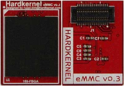 16GB eMMC 5.0 Module XU3 Android, ODROID