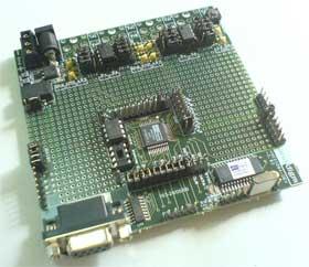 AN221K04-DVLP2 – комплект разработчика для быстрого старта, разработки и испытания систем на базе AN231E04 dpASP