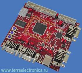 ARM-EVAL-LPC2919 – макетная плата фирмы Keil