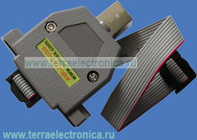 Внутрисхемный JTAG эмулятор AVR-JTAG-USB