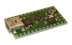 AVR-CRUMB168-USB, chip45 GmbH & Co. KG