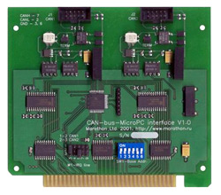 CAN-bus-MicroPC