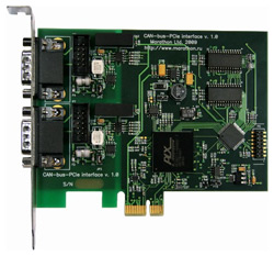 CAN-bus-PCIe