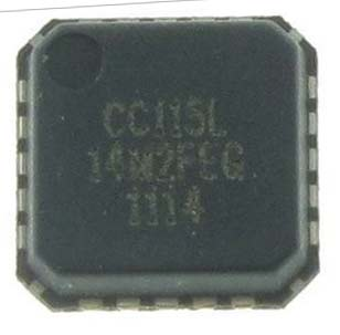 CC115LRTKT - Радиопередатчик Value Line Transmitter.