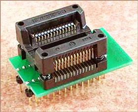 Универсальный адаптер Conv DIL28-SOIC28Z