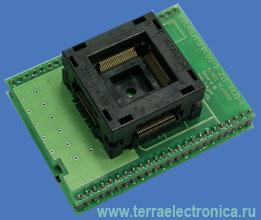 Conv DIL40/QFP144 ZIF LPC-1 (70-0297)