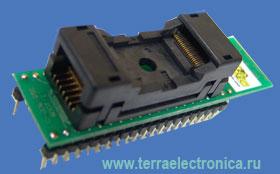 Conv DIL40/TSOP40 Z 18.4