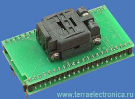 Conv DIL44/MLF44-1 ZIF-CS  (70-0214) - универсальный адаптер