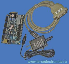 DL-BASYS – отладочная плата для оценки возможностей установленной ПЛИС типа Xilinx Spartan 3E FPGA