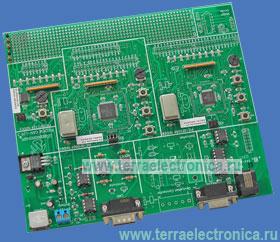 DM163015 – демонстрационная плата PICDEM™ CAN-LIN