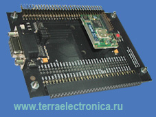 EA-EDU-003 – плата расширения серии Education Board для микроконтроллеров LPC2148