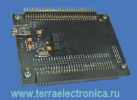 EA-EDU-007 – плата расширения серии Education Board для микроконтроллеров LPC2148