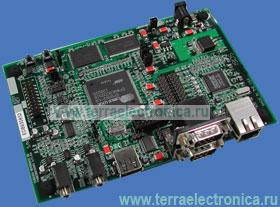 EDB9302A-Z – мощный отладочный набор для микропроцессоров EP9301 и EP9302