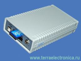 FLASH-Recorder-SD - компактный переносной автономный регистратор аналоговых сигналов