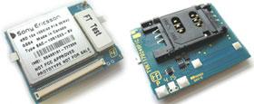 GS64001 - четырехдиапазонный GSM/GPRS модуль cо 100-контактным системным разъемом