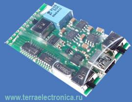 HELPMATE - высокоинтегрированный интерфейсный модуль, предлагающий разработчику наиболее необходимые в разработках функции