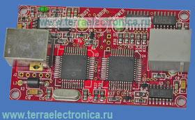 IE-ICDX-30U – недорогой малогабаритный внутрисхемный отладчик