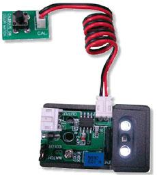 IE-ZX-COLOR - макетная плата датчика цвета