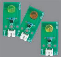 IE-ZX-LED-W - плата с белым светодиодом