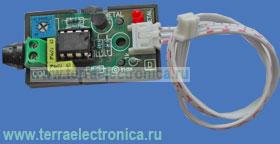 IE-ZX-METAL - макетная плата металло-детектора